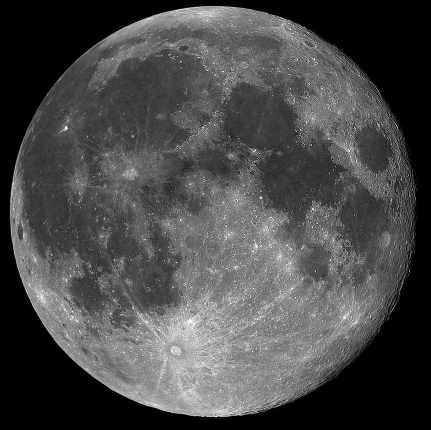 La Lune, les étoiles dans Sentiments lune_20041028